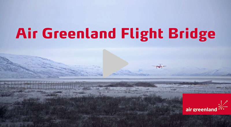 Air Greenland AWG Flight Bridge (før AWG)