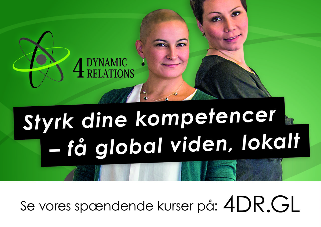 4 Dynamic Relations busplakat