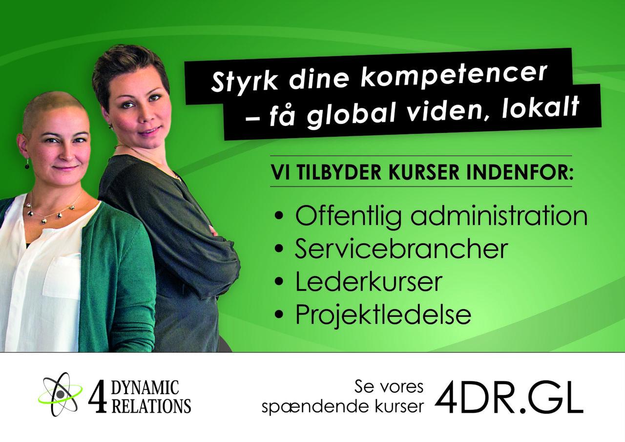 4 Dynamic Relations busplakat