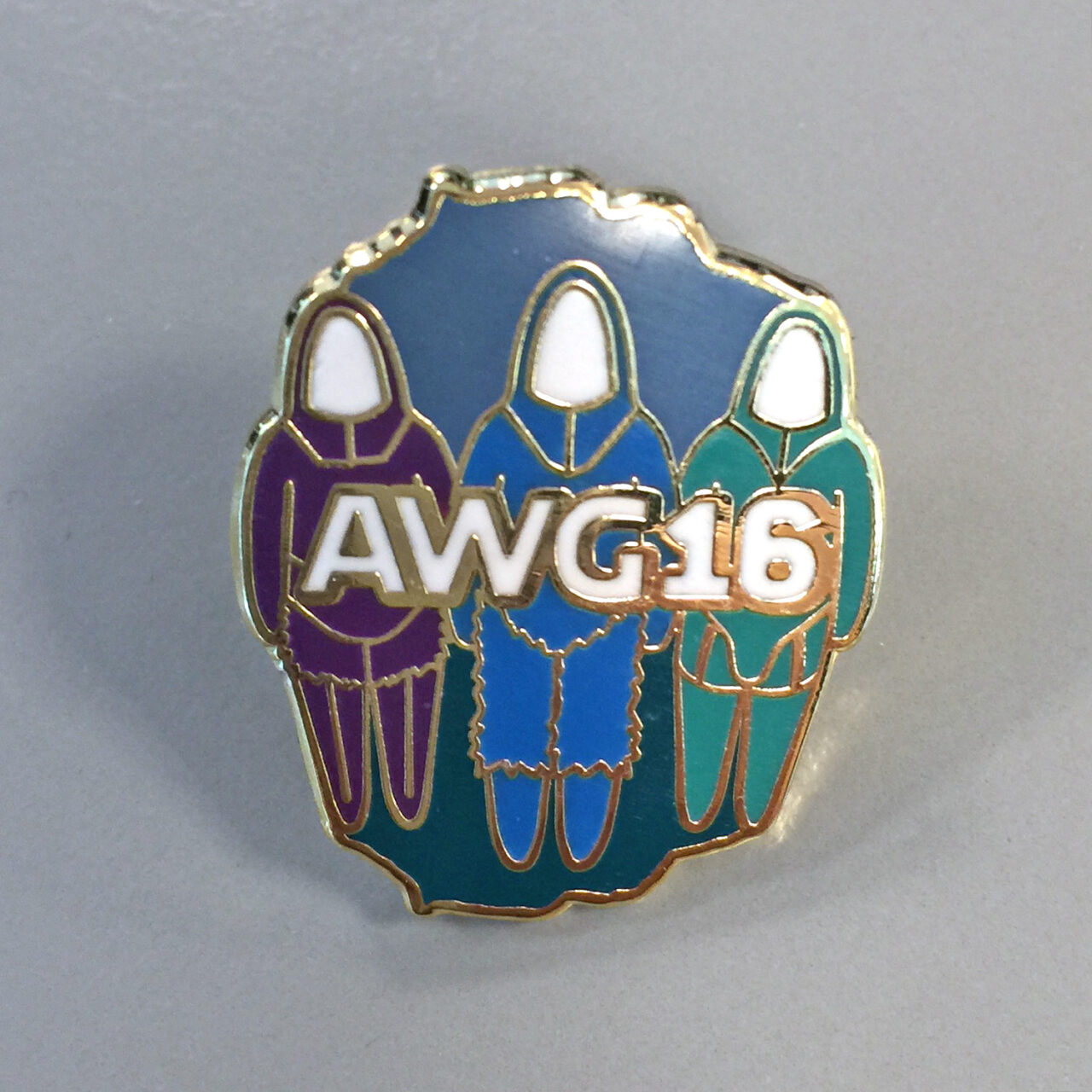 AWG pin
