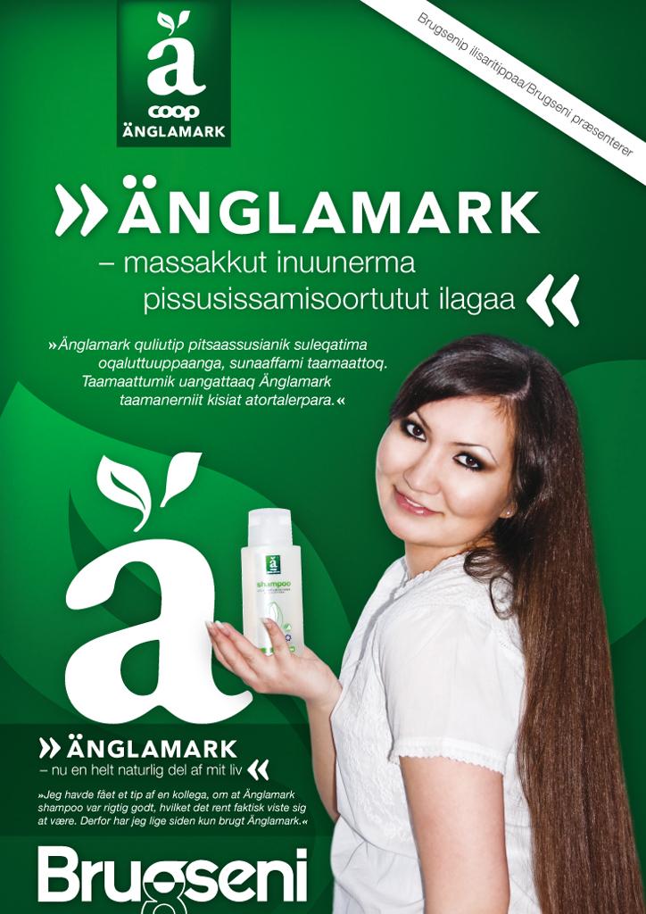 Brugseni Änglamark annonce