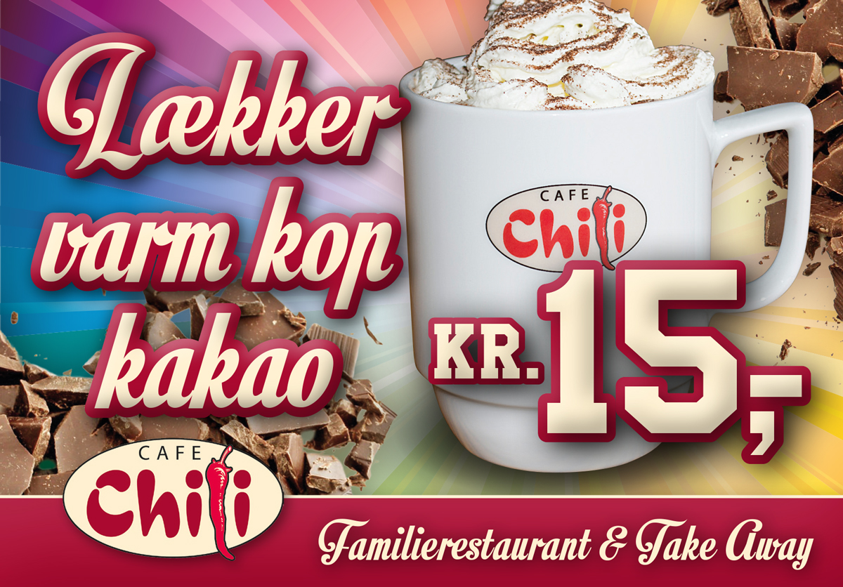 Café Chili bordrytter