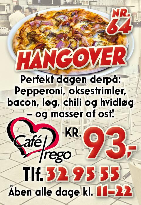 Café Prego annonce