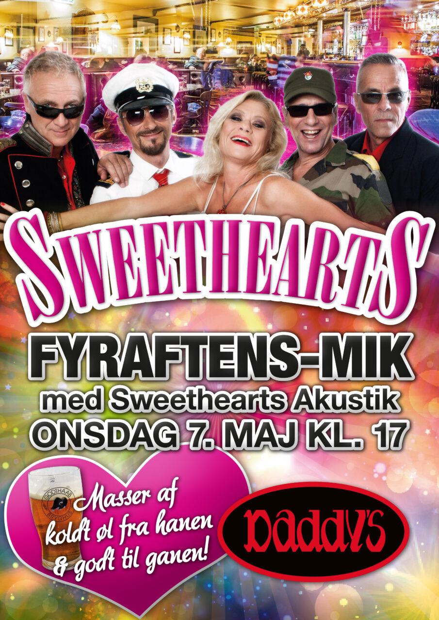 Sweethearts plakat