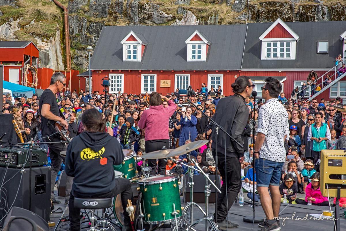 Grønlands nationaldag