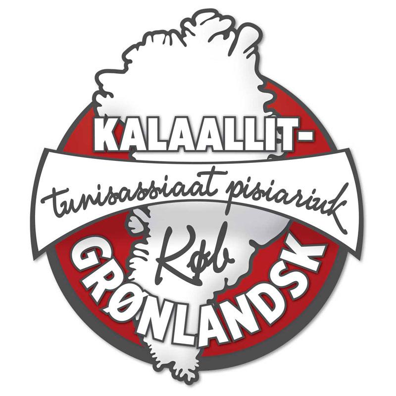 Køb Grønlandsk logo design