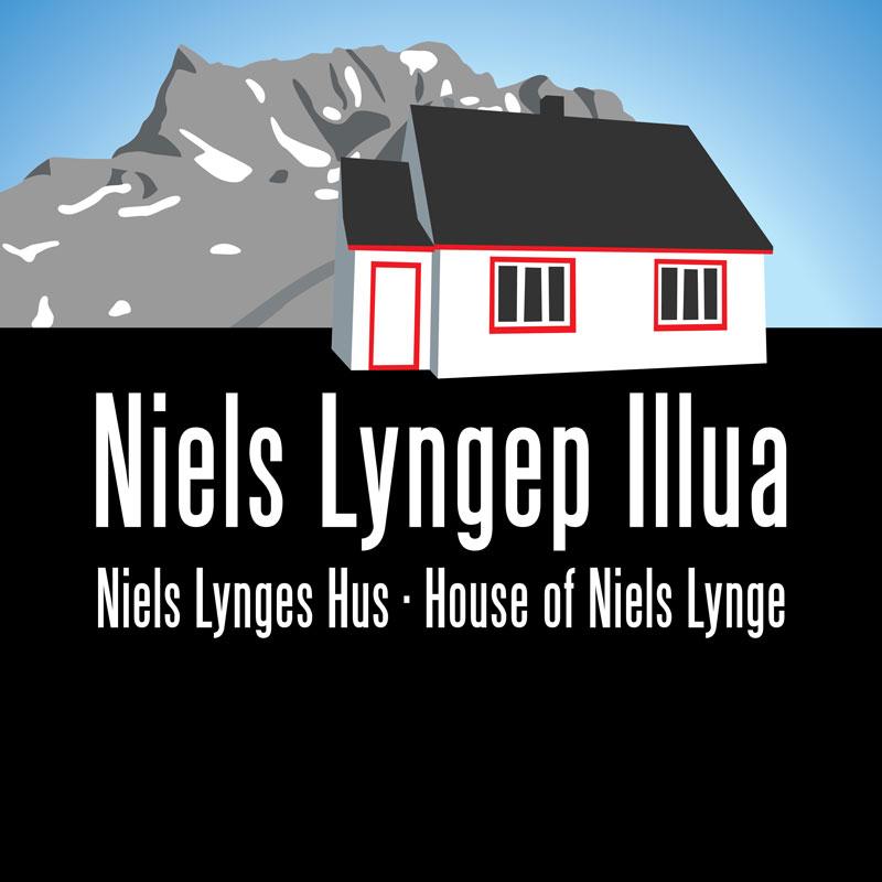 Niels Lynges Hus logo design