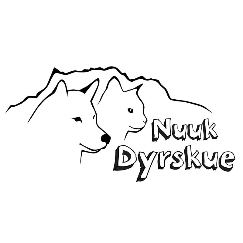 Nuuk Dyrskue logo design