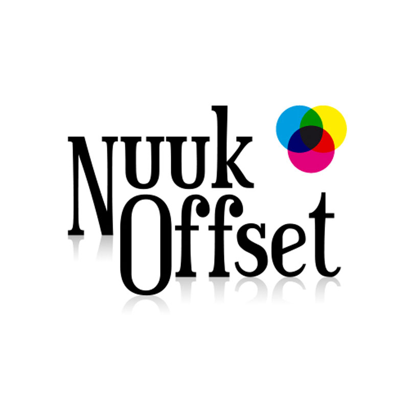 Nuuk Offset logo design
