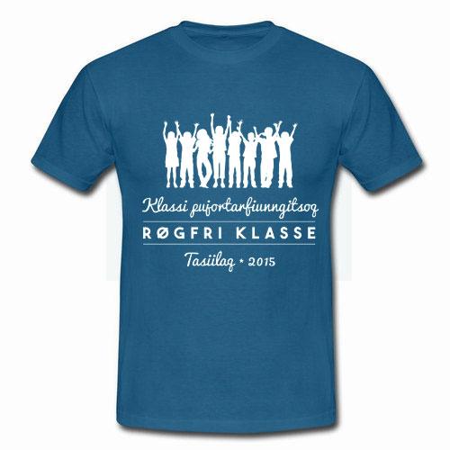 Røgfri Klasse t-shirt