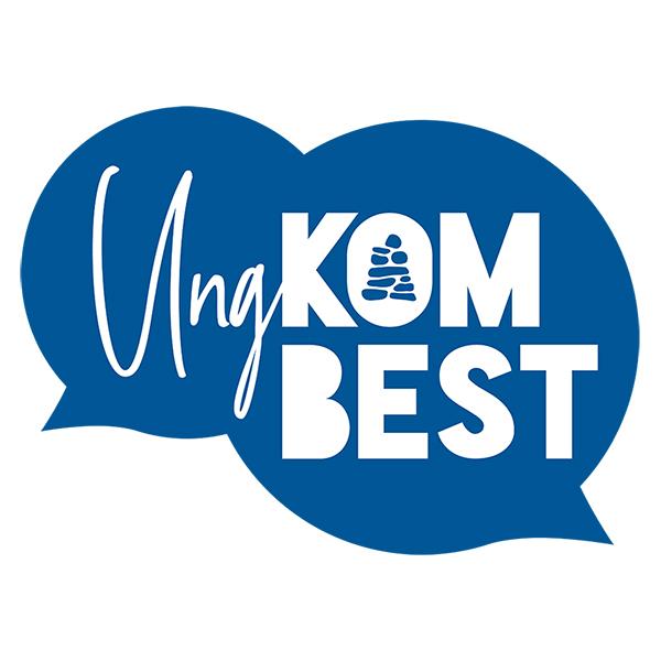Ungkombest logo design