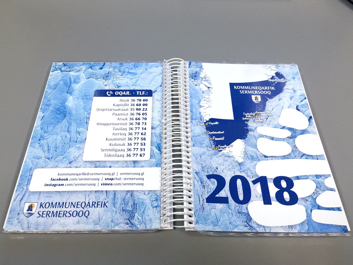Sermersooq kalender