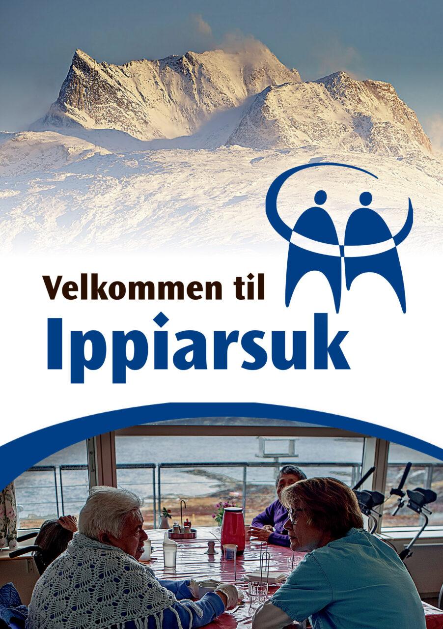 Plejecenteret Ippiarsuk folder