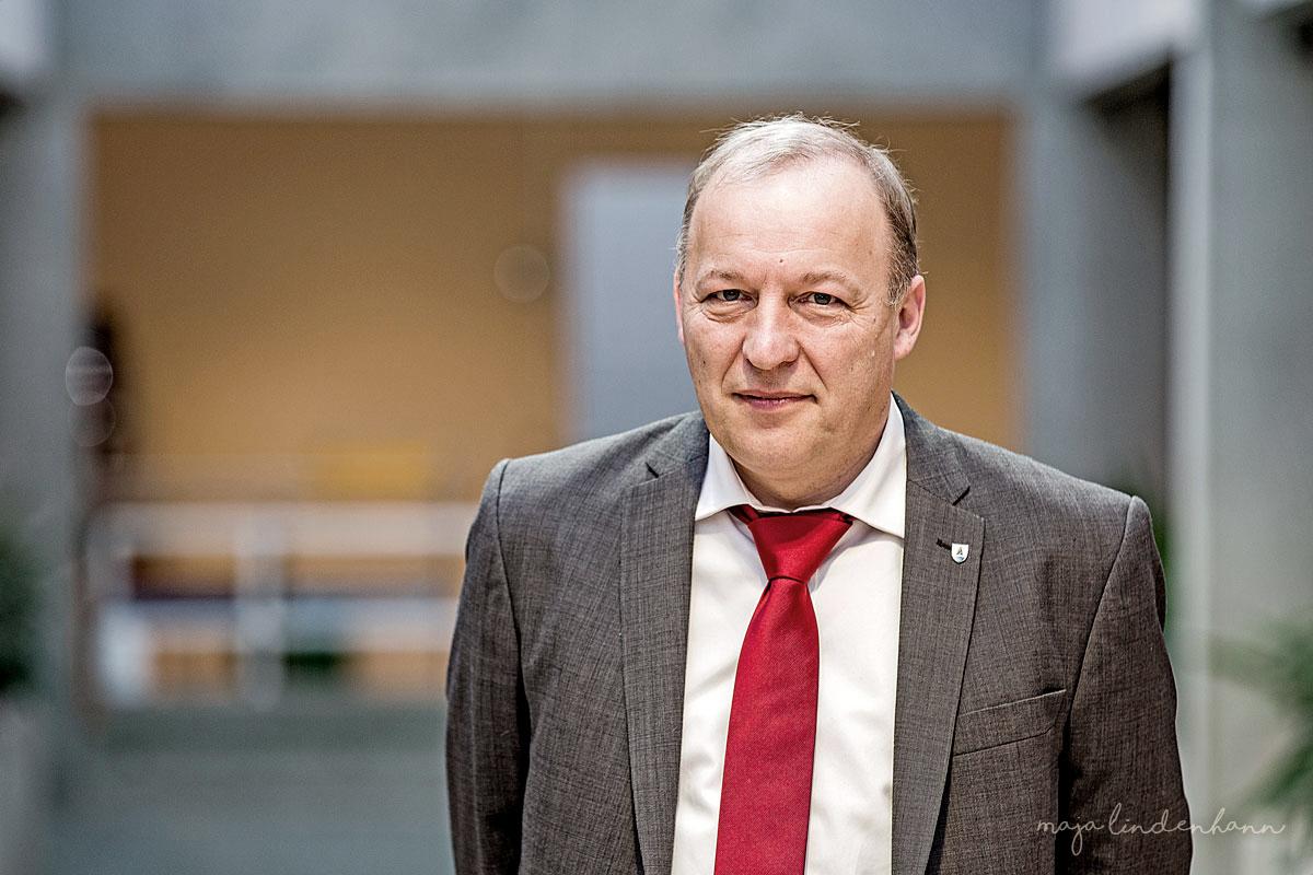 Kommunaldirektør Lars Møller-Sørensen