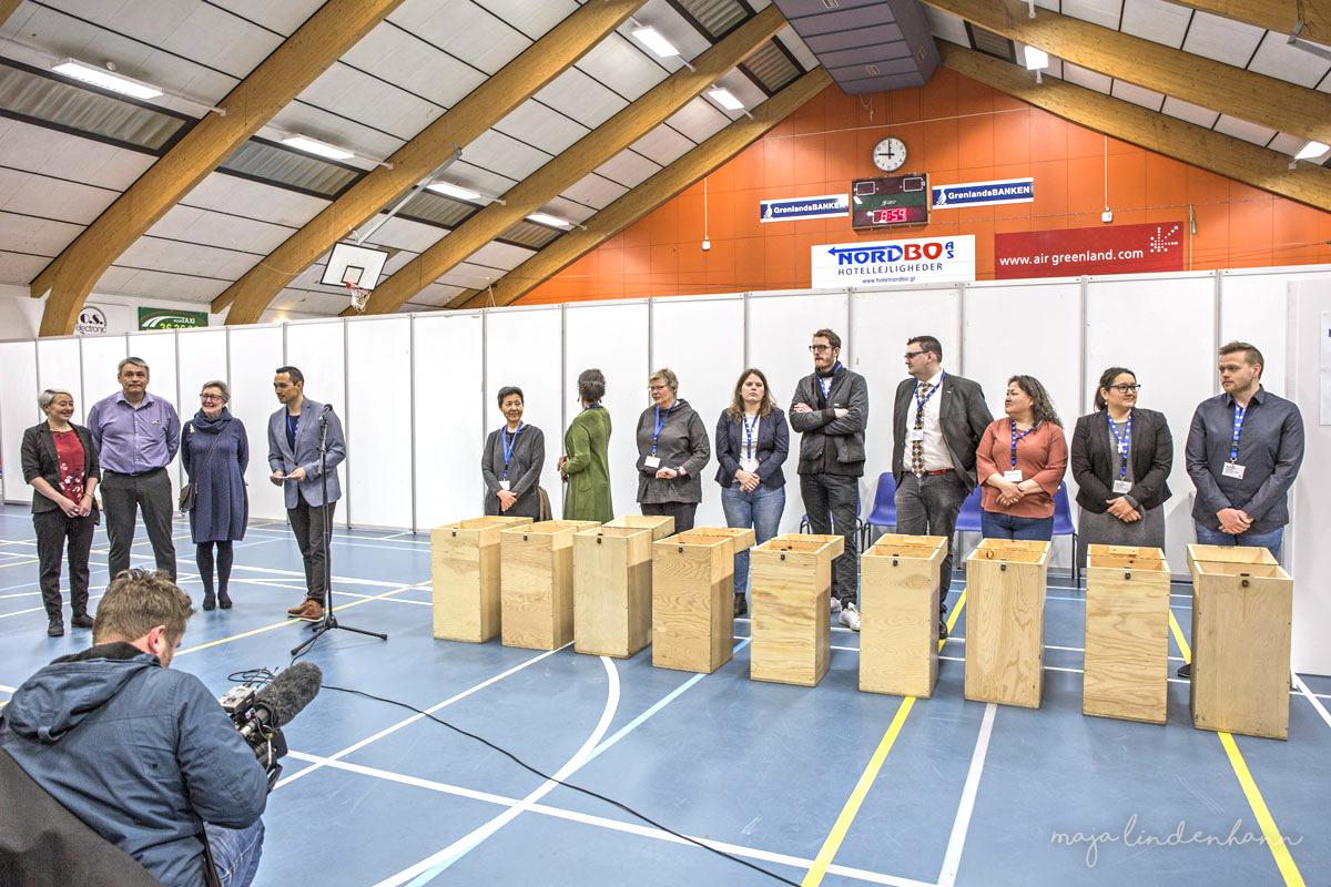 Grønlandsk valg