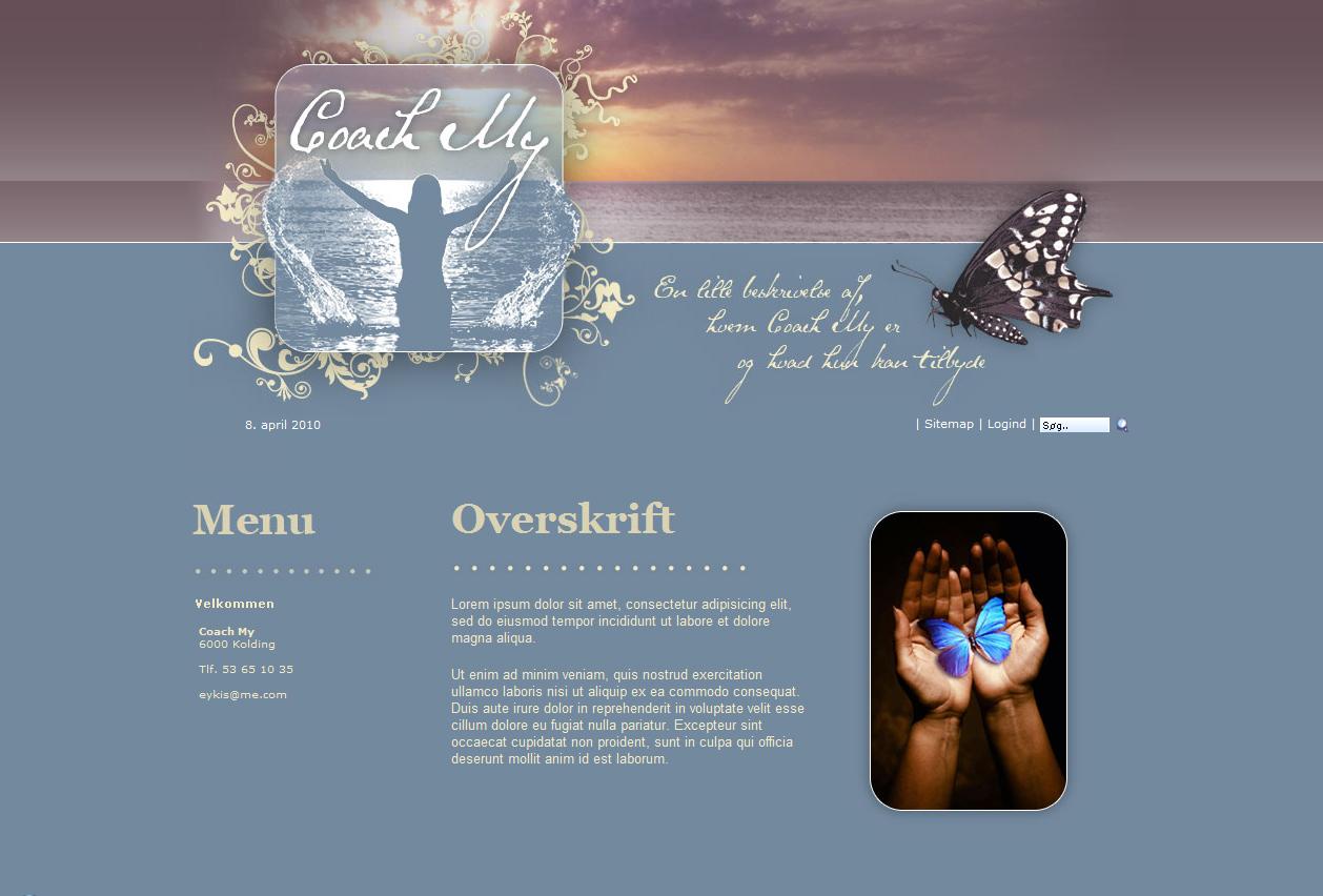 Coach My webdesign