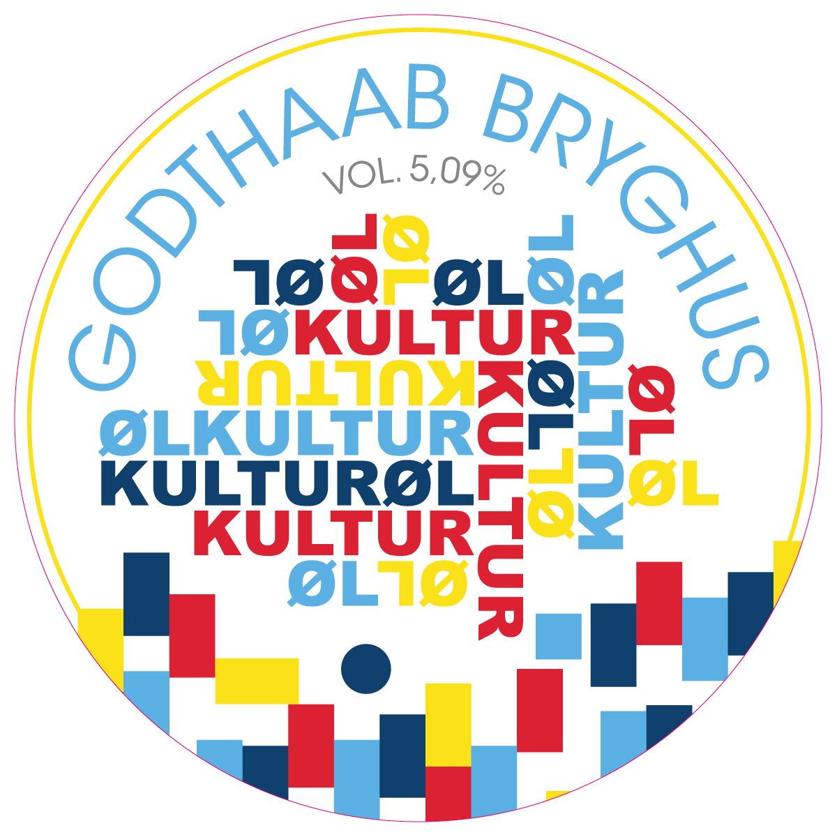 Nuuk Nordisk Kulturfestival label