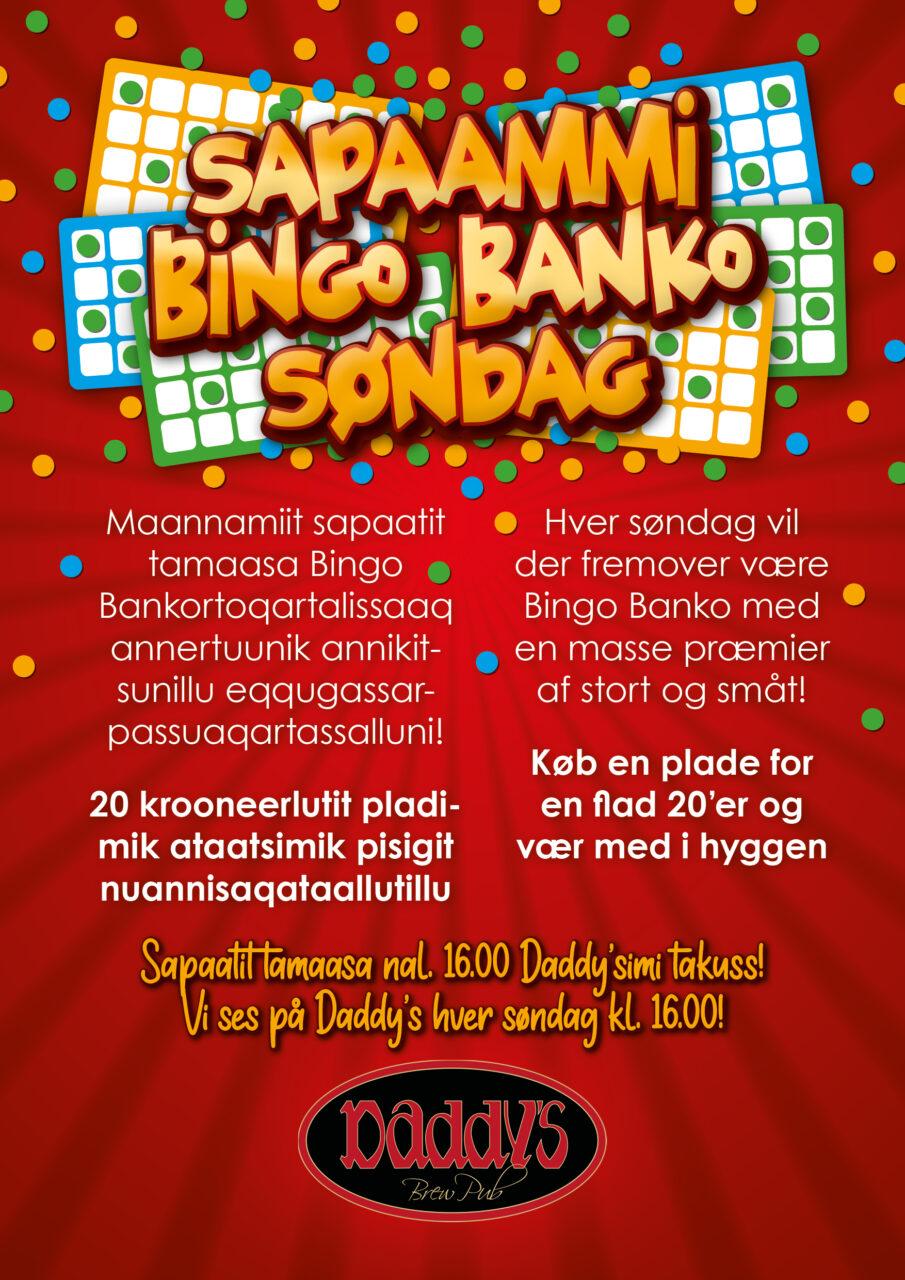 Bingo Banko Søndag