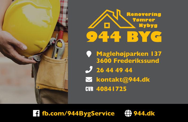 944 Byg visitkort