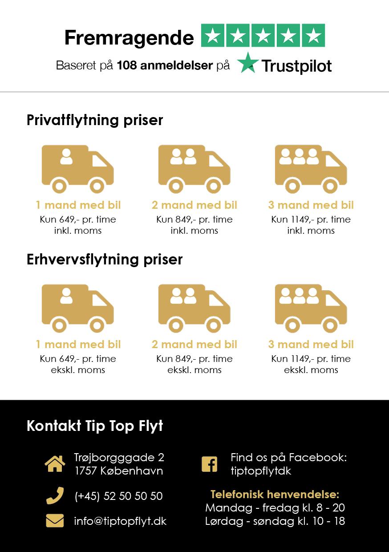 Tip Top Flyt flyer